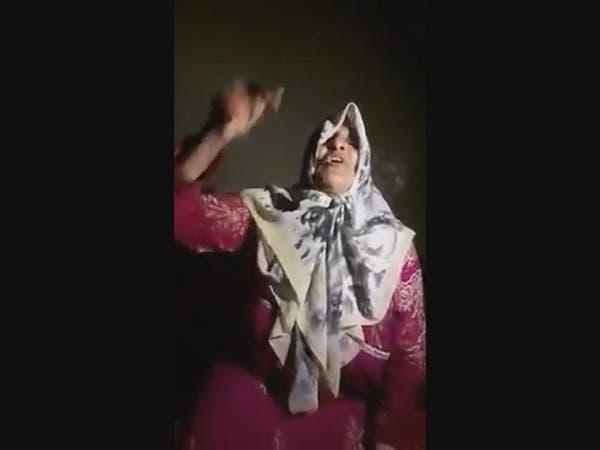 صرخة قهر أخرى من طرابلس.. فيديو جديد للسيدة الليبية