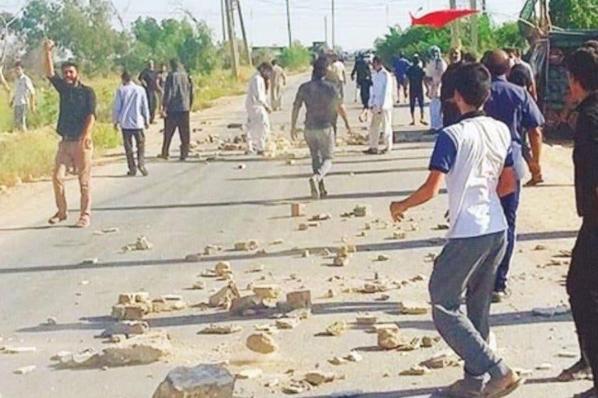 حمله نیروهای امنیتی به اهالی روستای ابوالفضل اهواز