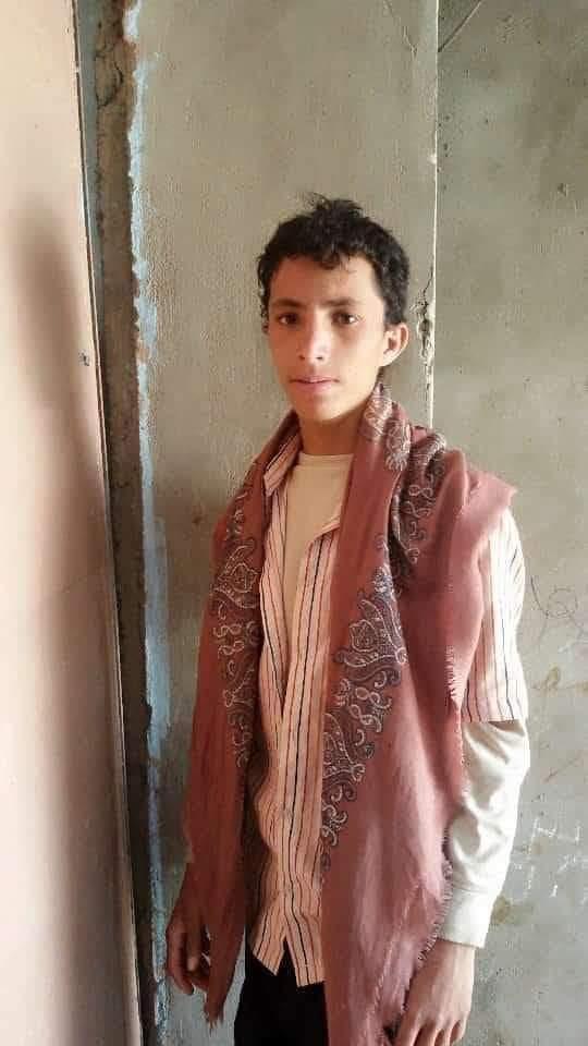 الشاب عبدالله زيعور