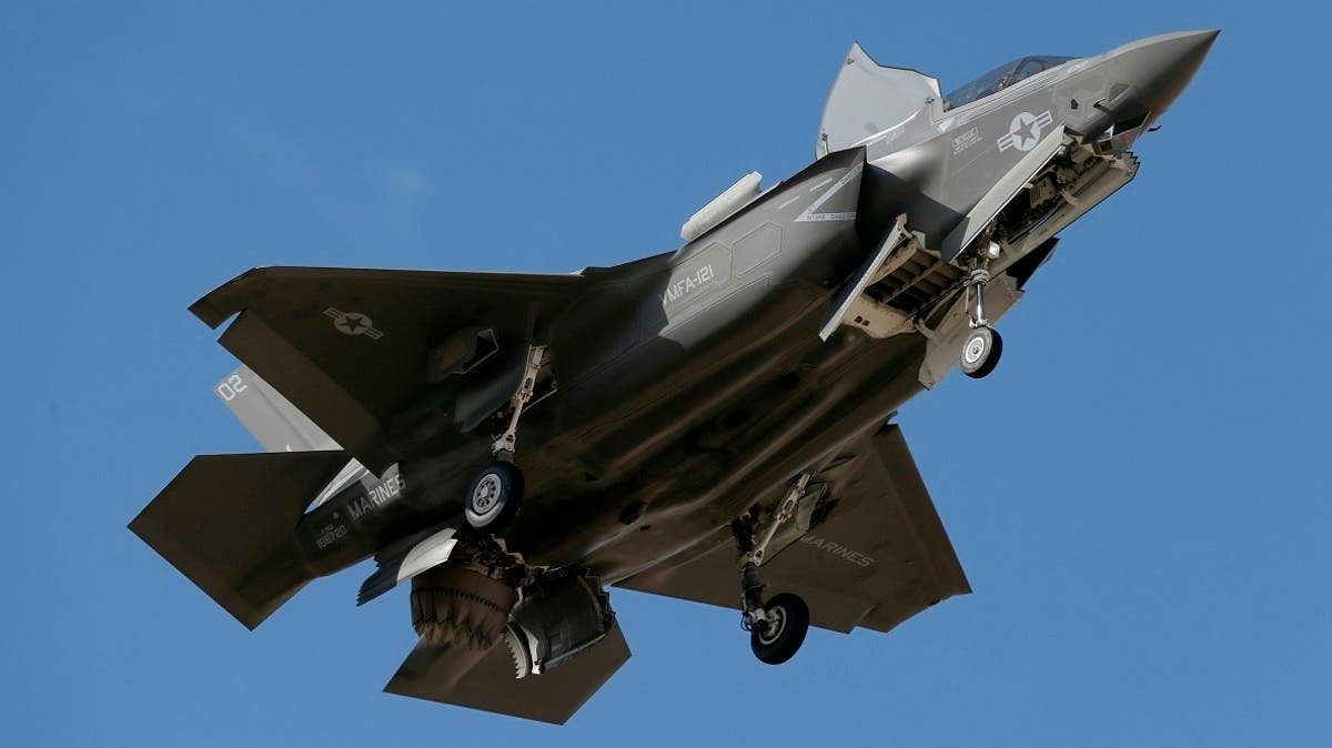 UAE confirms signing $23 bln deal to buy F-35 jets, drones from US thumbnail