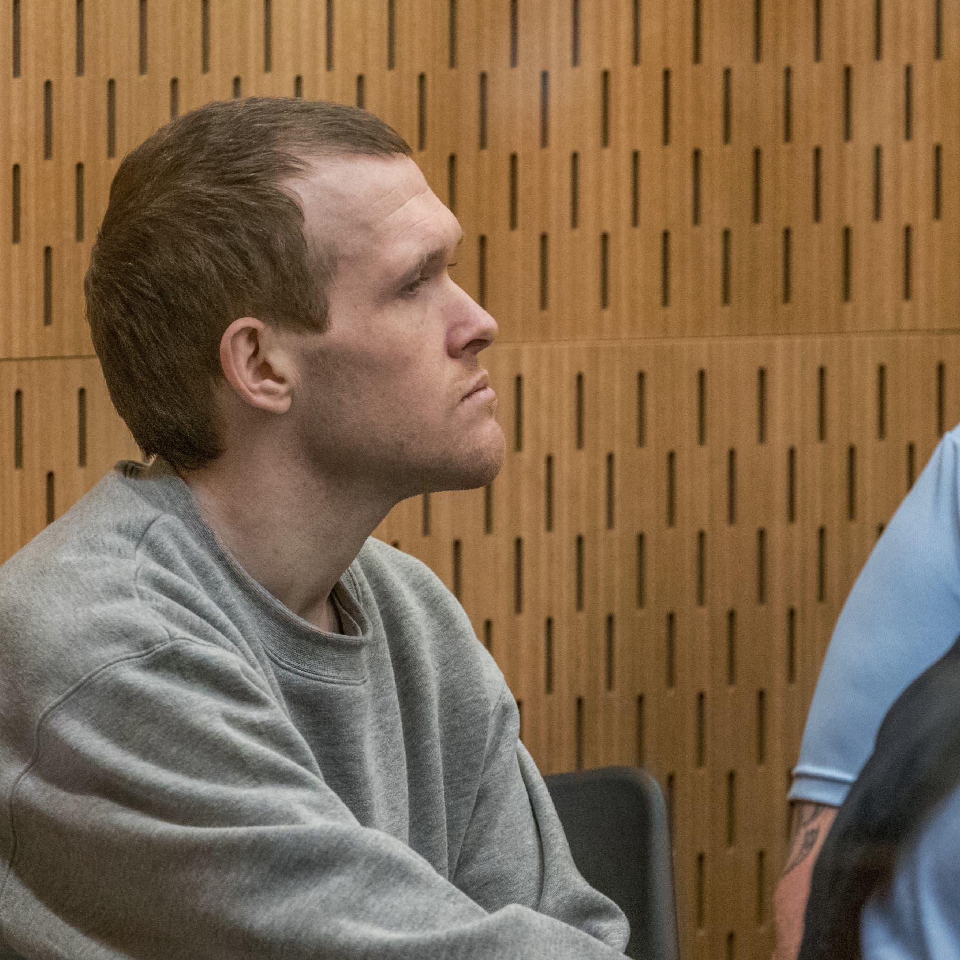 نيوزيلندا.. الحكم بالسجن المؤبد على منفذ مجزرة المسجدين