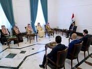 وزير خارجية السعودية يبحث بالعراق التحديات المشتركة للبلدين