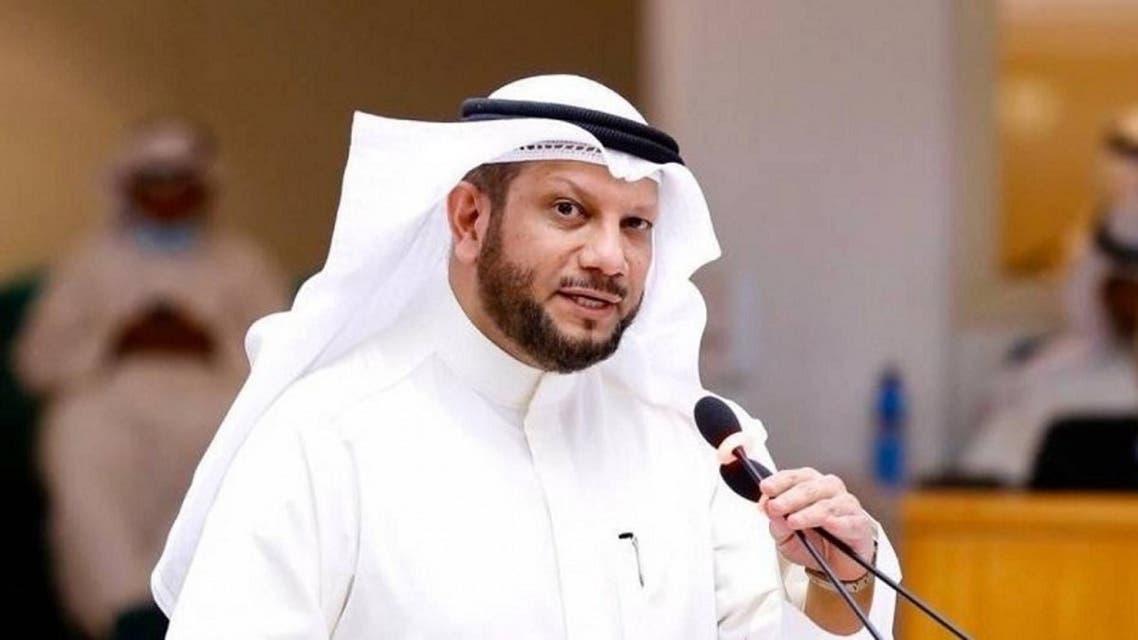 وزیر المالیة الكويتي براك الشیتان