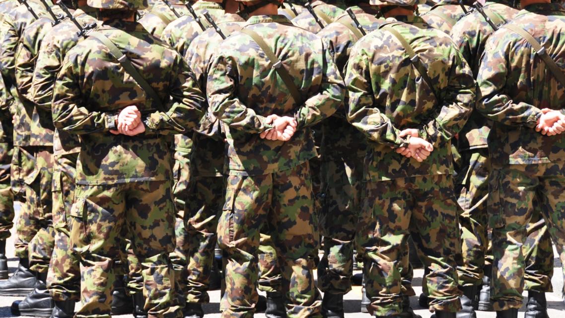 ملابس الجيش الأميركي
