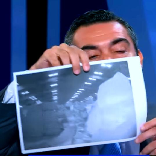 لغز حاوية ظهرت في أول صورة لنترات الأمونيوم بمرفأ بيروت