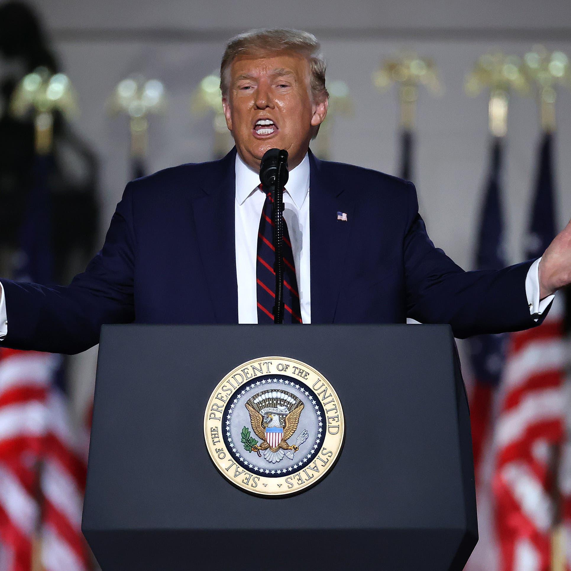 ترمب يقبل ترشيح الجمهوريين له لولاية ثانية