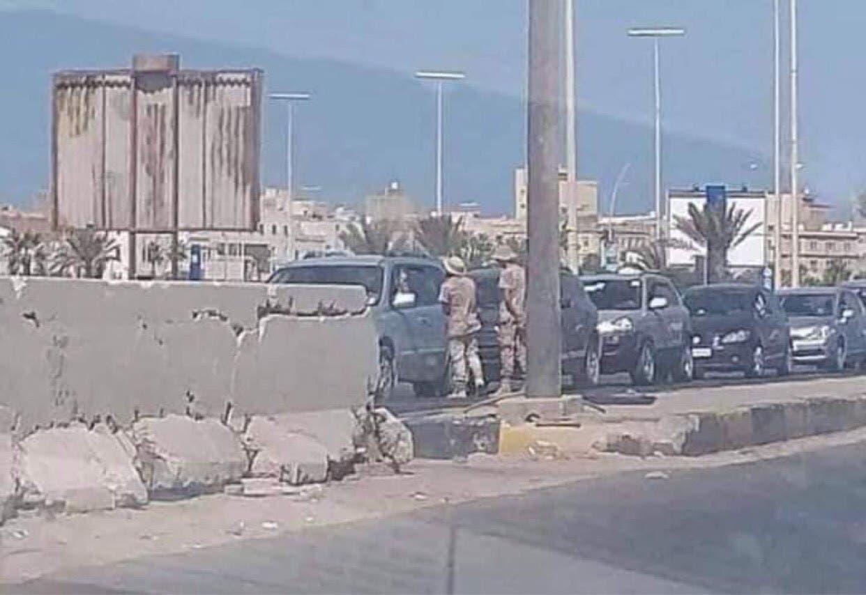 مليشيات الوفاق تطوّق ميدان الشهداء في طرابلس وتمنع المواطنين من دخوله
