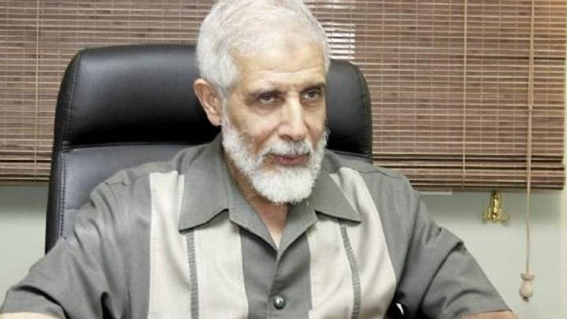 Muslim Brotherhood leader Mahmoud Ezzat. (Supplied)