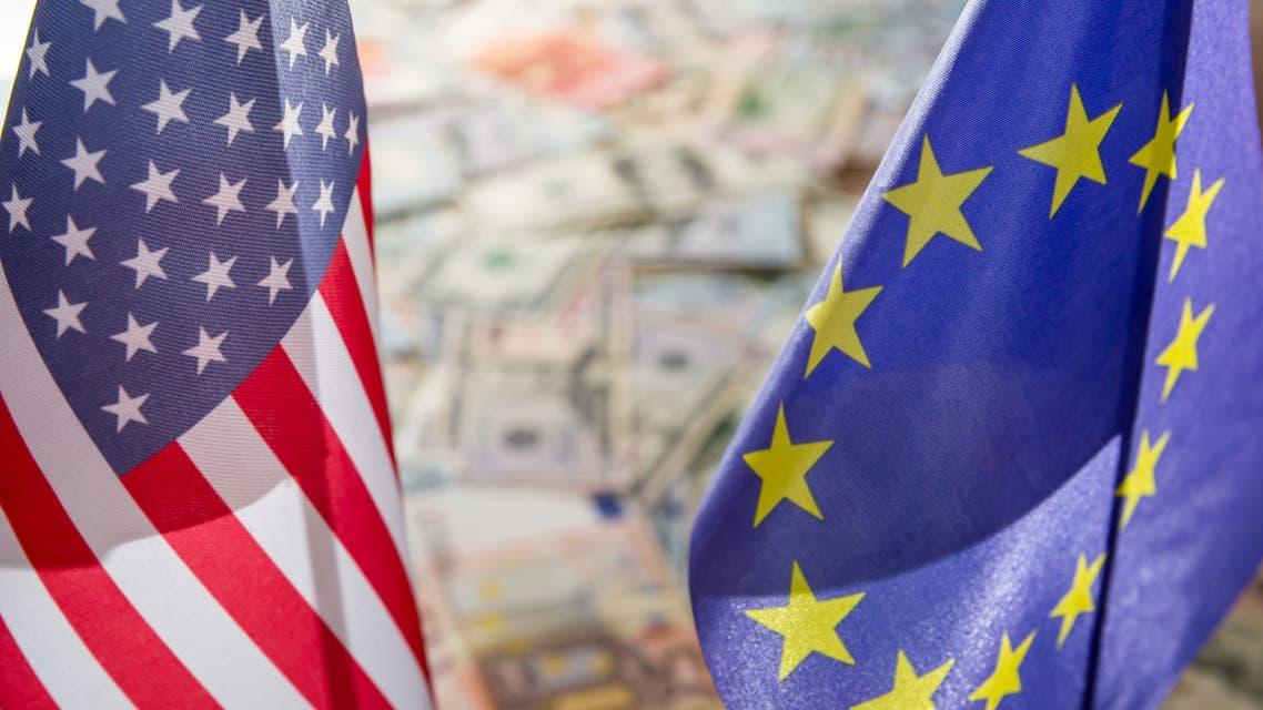 الاتحاد الأوروبي أوروبا الولايات المتحدة أميركا