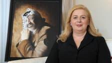 یاسر عرفات کی بیوہ اسرائیلی ٹی وی پر نمودار ، فلسطینی اتھارٹی کو دھمکی