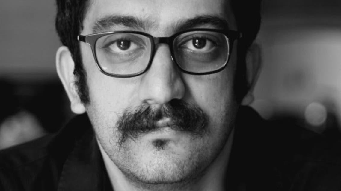 Iranian musician Mehdi Rajabian. (Facebook)