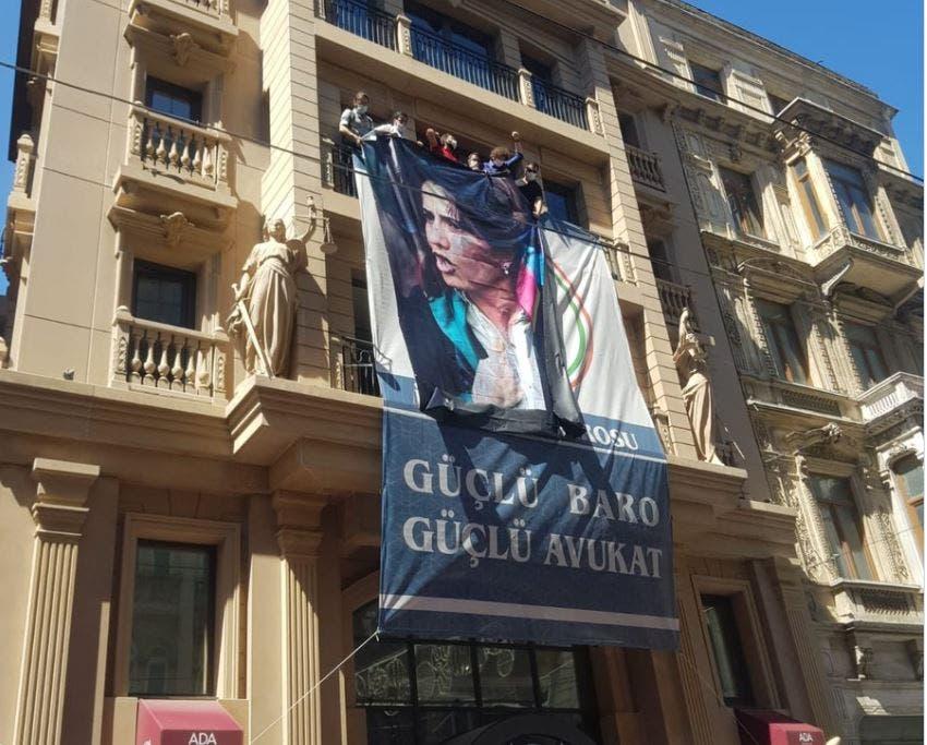 صورة للمحامية التركية التي ماتت بعد إضرابها عن الطعام