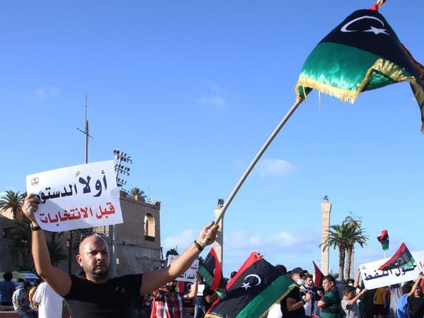 انضمام نشطاء من خارج طرابلس للاحتجاجات المناوئة للوفاق
