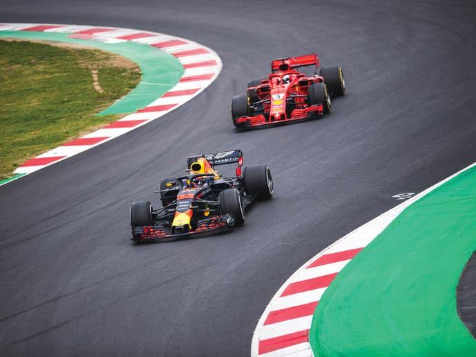 """سبـاق """"فورمولا 1"""".. مختبر لتطوير المحرِّكات ووقودها وزيوتها"""