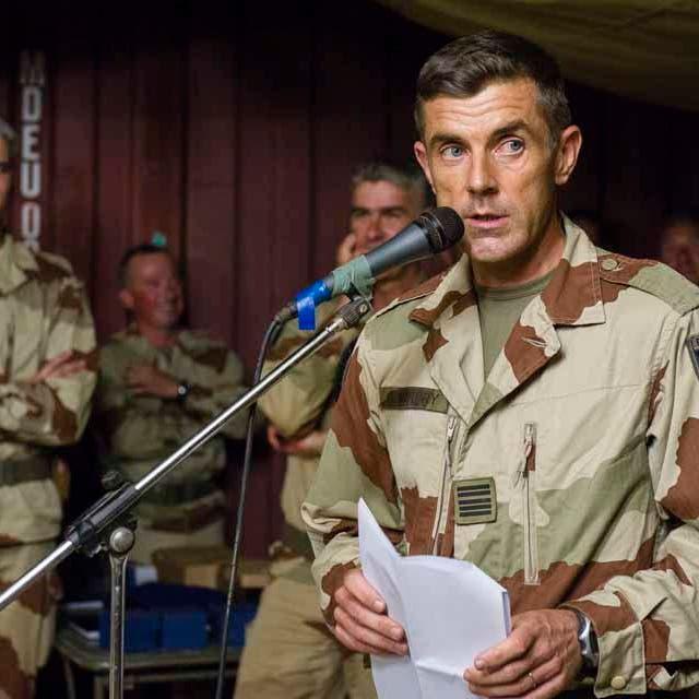 فرنسا: رصد إمكانيات جوية لدعم مراقبة حظر الأسلحة لليبيا