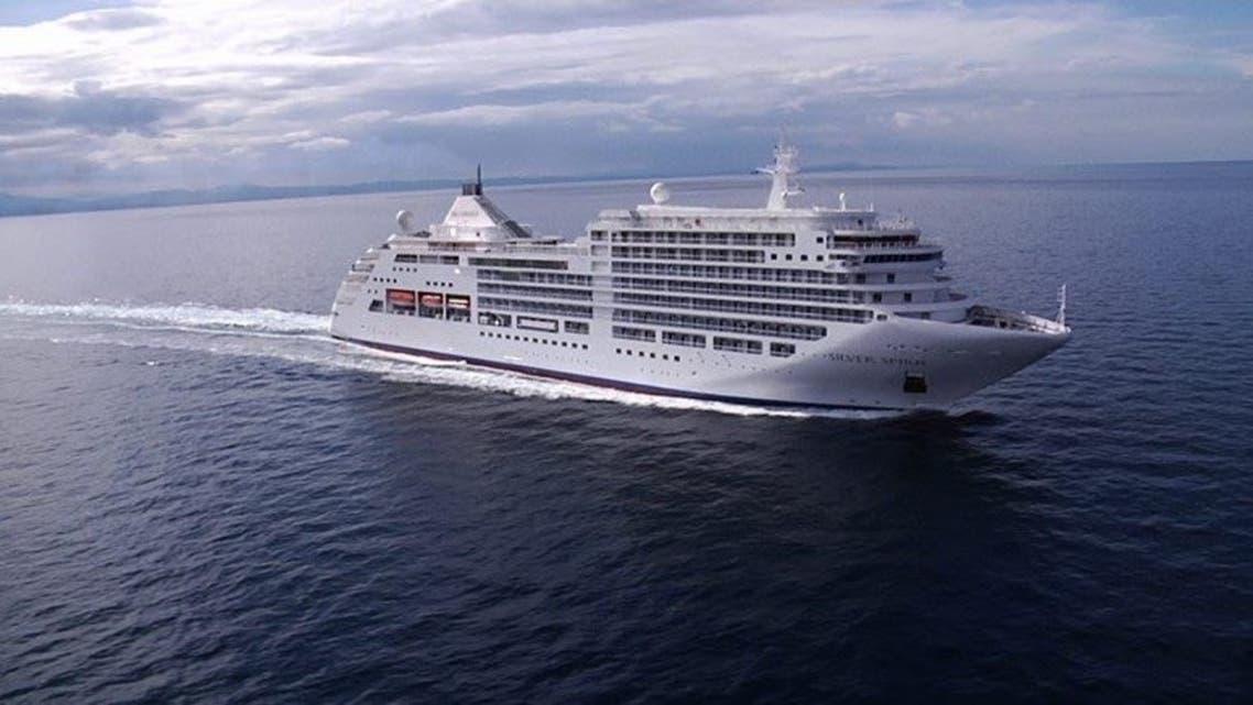 سفينة سيلفر سبيريت
