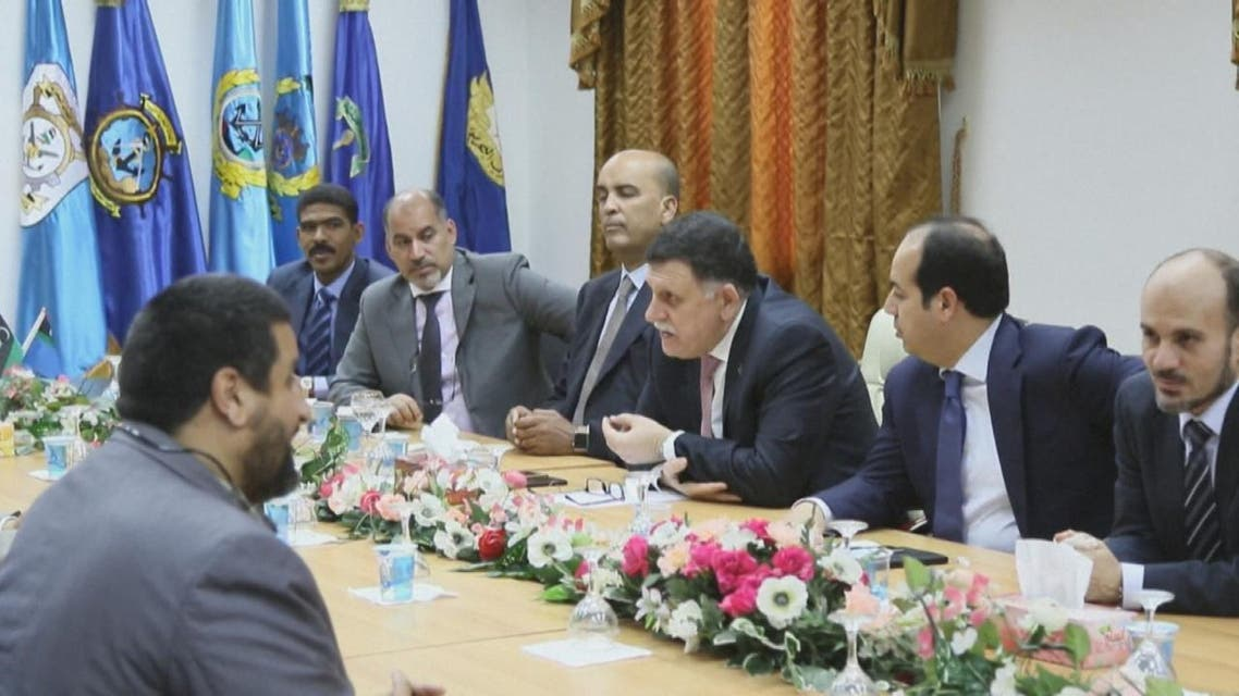 THUMBNAIL_ فعلها السرّاج .. توقيف وزير الداخلية فتحي باشاغا .. والأخير يطالب بجلسة تحقيق علنية