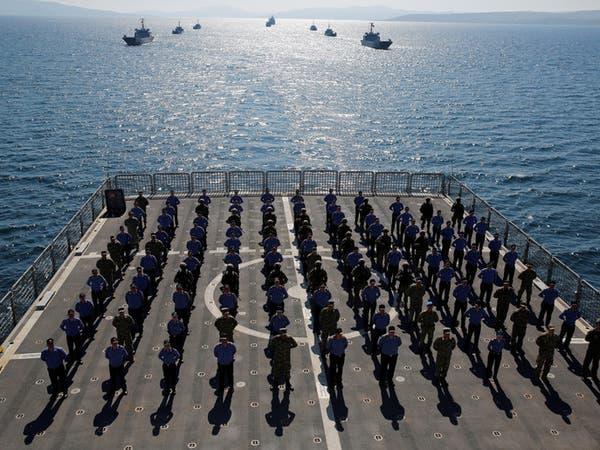 وسط التوتر.. تركيا تجري مناورات عسكرية قبالة قبرص