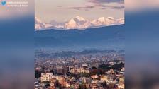 Coronavirus: Twitterati reshare photo of Mt. Everest visible from Kathmandu Valley
