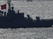 مناورات عسكرية تركية قبالة قبرص في المتوسط