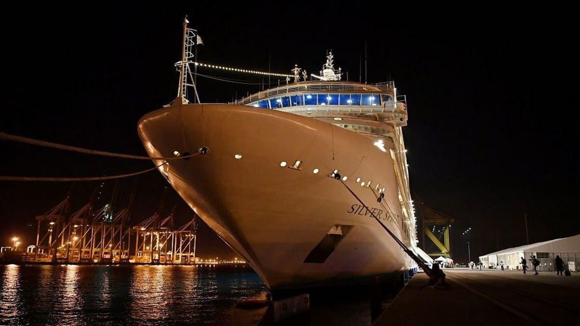 Coronavirus: Cruise ship in Saudi Arabia returns after suspected COVID-19 case