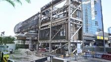إنجاز 40% من تطوير 3 محطات لمترو دبي
