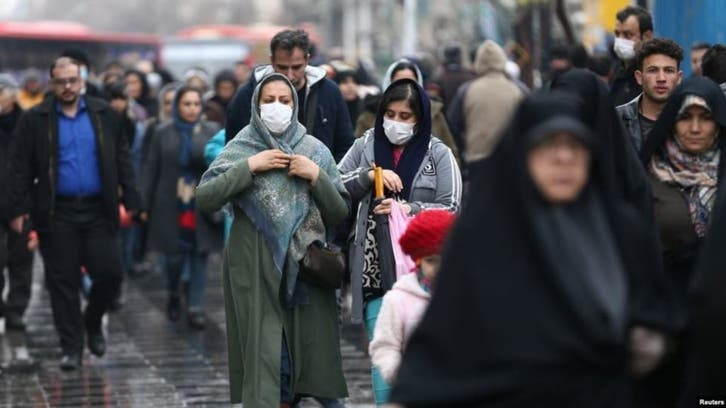 إيران.. وفيات كورونا تتخطى 33 ألفاً مع معدلات قياسية جديدة