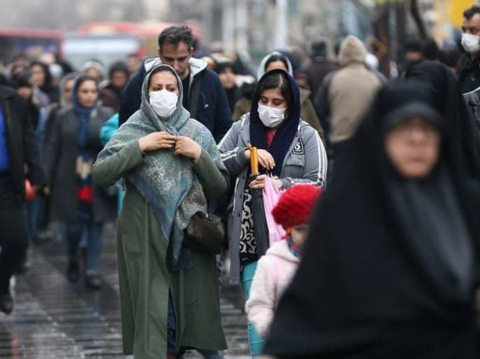 أزمة كورونا في إيران.. الوفيات 2.5 ضعف المتوسط العالمي
