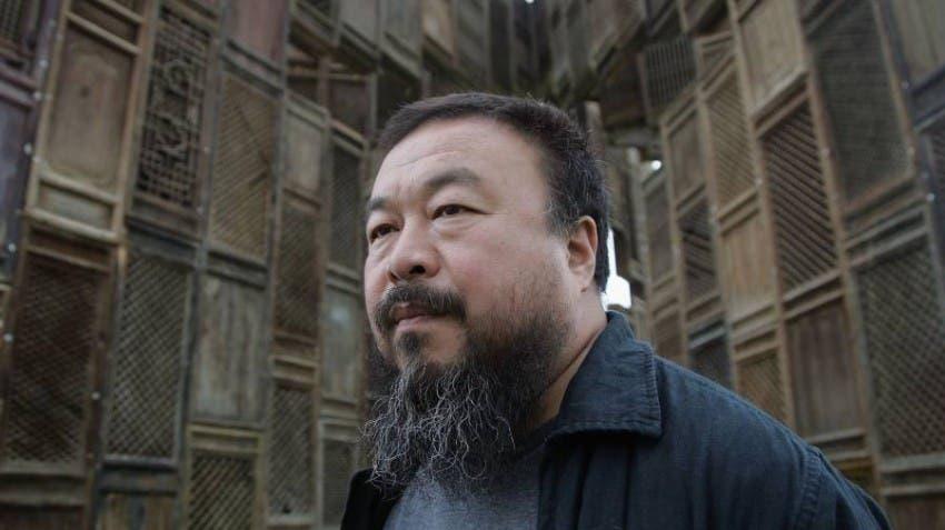 المخرج الصيني آي ويوي