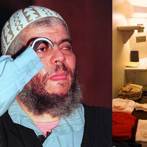 أبو حمزة المصري يقاضي أميركا لأن أسنانه تعفنت بالسجن