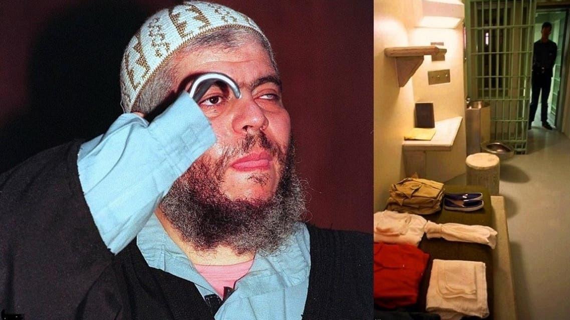 أبو حمزة، وزنزانة كالنزيل فيها مدى الحياة