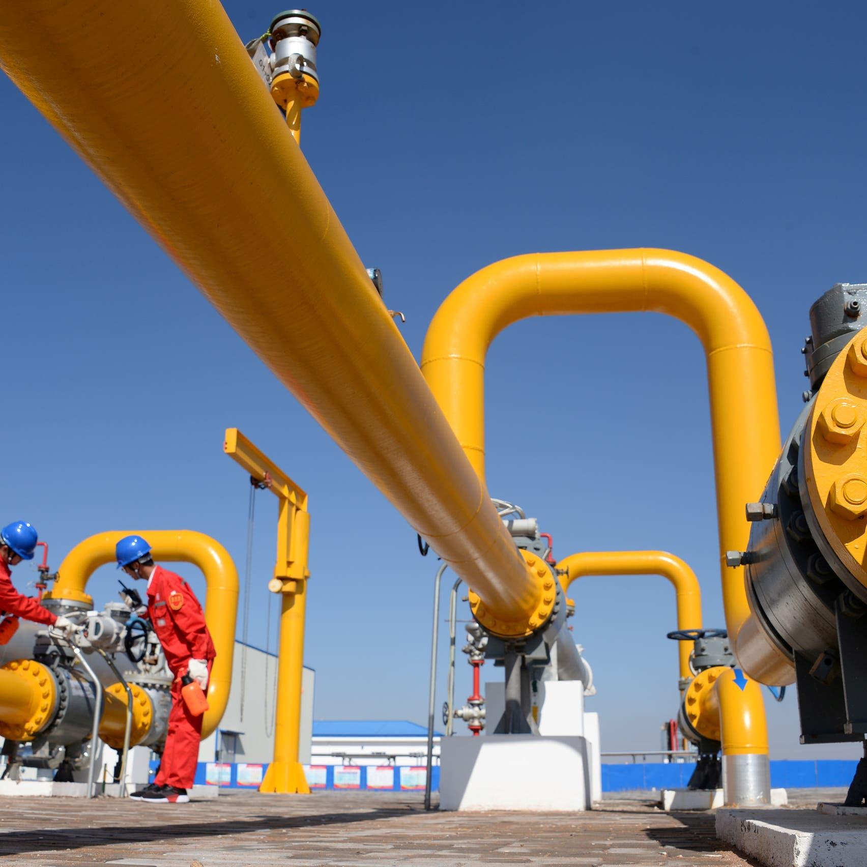 ريستاد إنرجي: انخفاض إنتاج الغاز الطبيعي عالمياً 3.6%