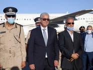 وزير داخلية الوفاق في مصر.. وبحث حول الميليشيات والمرتزقة