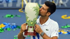 Unstoppable Djokovic downs Raonic to clinch Western & Southern Open title