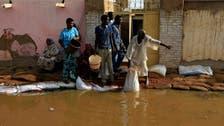 """""""المهنيين السودانيين"""": الفيضانات تتطلب إعلان طوارئ"""