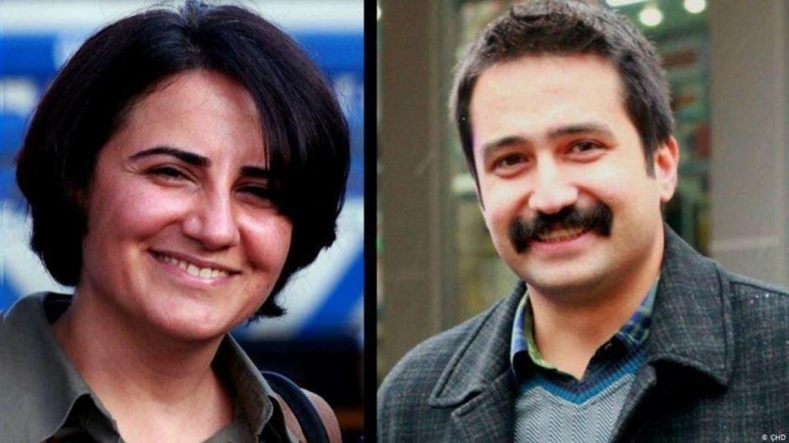 تيمتك وزميلها التركي من أصولٍ عربية آيتاج أونسال