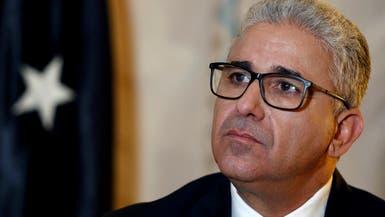 لقطات فضحته..شاهد وزير داخلية الوفاق متهورا بزمن كورونا