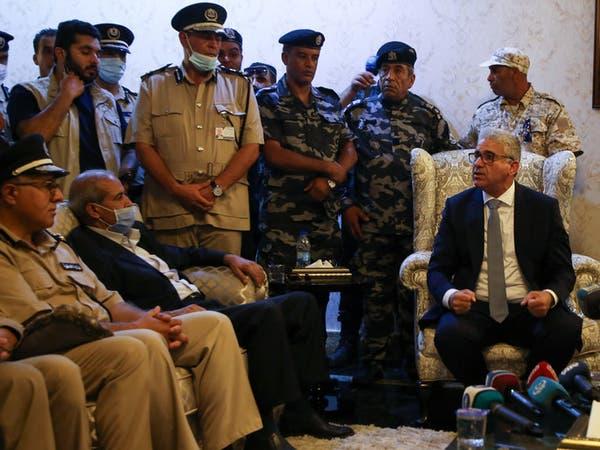 باشاغا يحضر إلى التحقيق في طرابلس.. ويخرج بتسوية