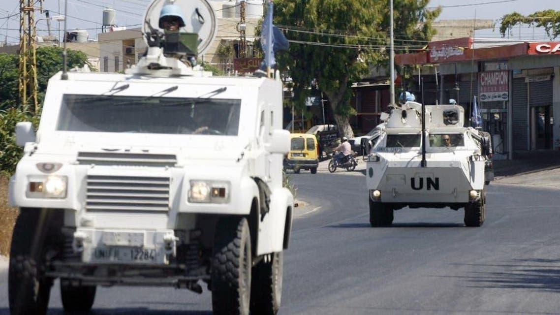 UN  and  Lebanon
