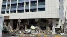 ابوظبی : ریستوراں میں گیس سلنڈر پھٹنے سے دھماکا، دو افراد ہلاک ، متعدد زخمی