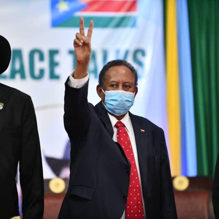 حمدوك: أهدي اتفاق سلام السودان لأطفالنا النازحين