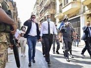 فرنسا تمدد مهلة تشكيل الحكومة اللبنانية الجديدة حتى الغد