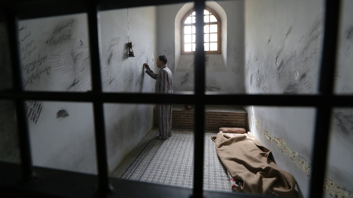 من أحد السجون في طهران (أرشيفية- فرانس برس)