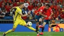 انسحاب أويارزابال من قائمة إسبانيا بعد إصابته بكورونا