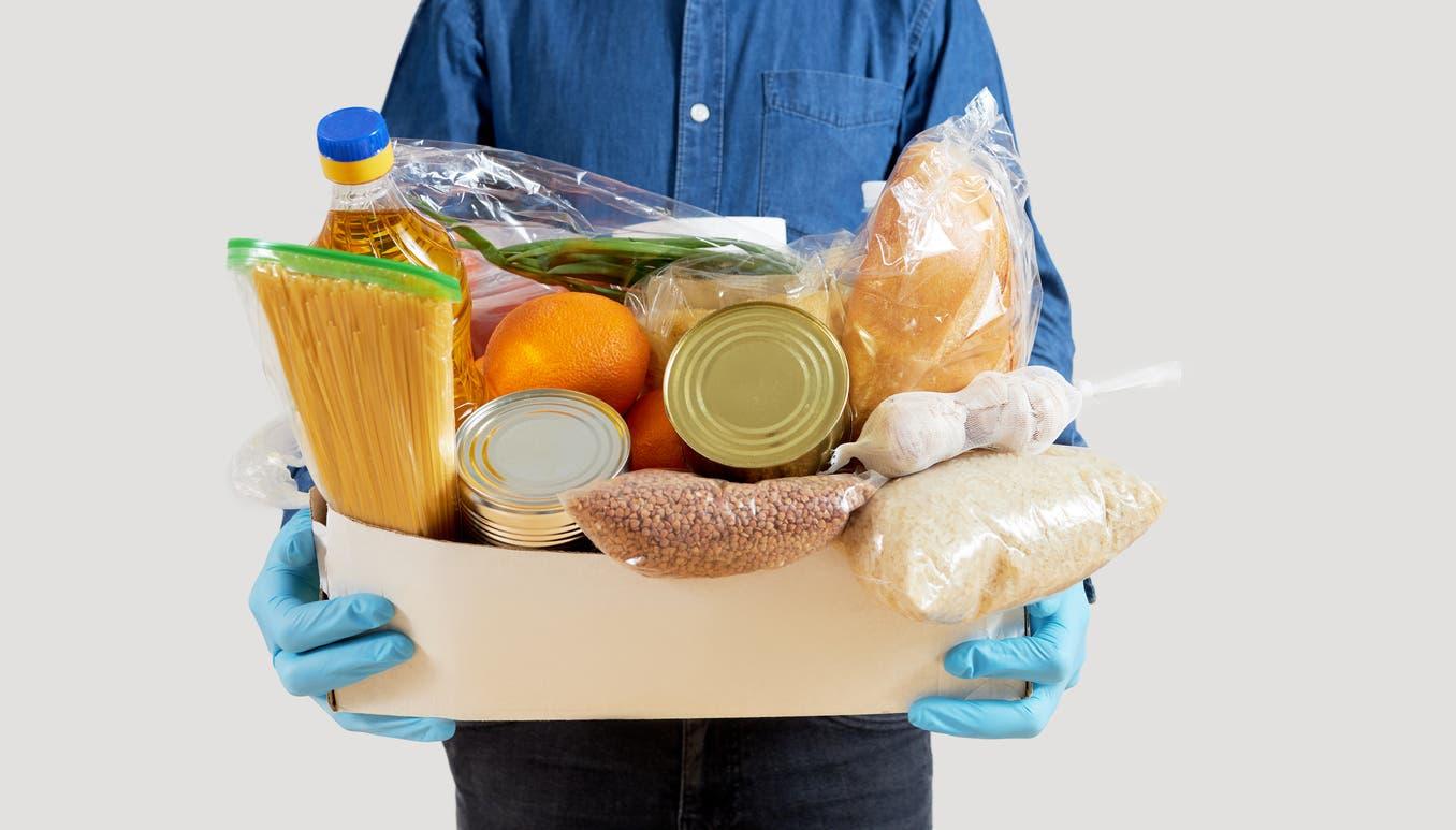 مواد مستعملة في تغليف المواد الغذاية