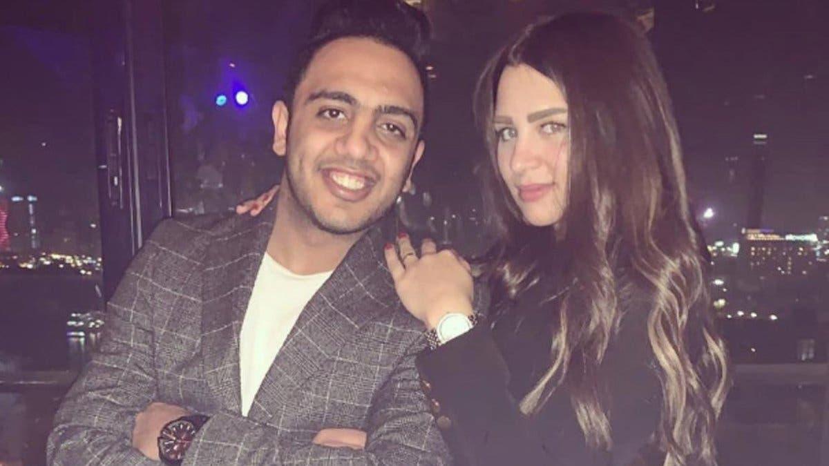 نجم مسرح مصر وزوجته