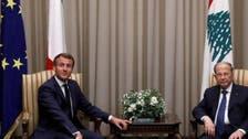 فرانسیسی صدر کا ایک ماہ سے کم عرصے میں لبنان کا دوسرا دورہ