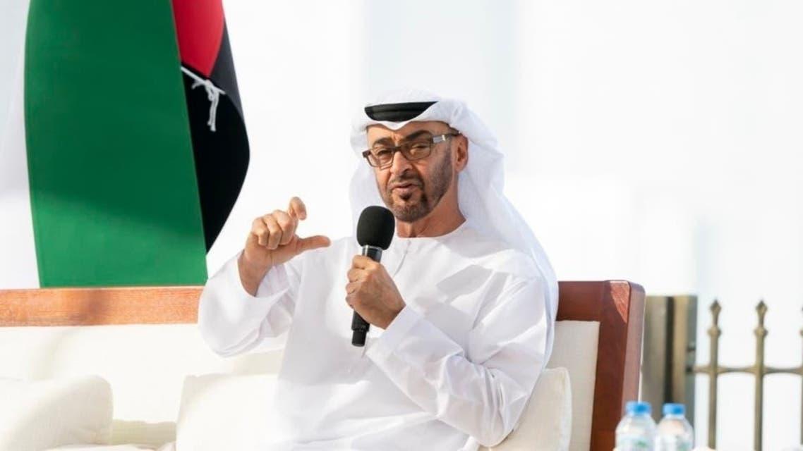 شیخ محمد بن زاید