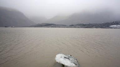 منسوب البحيرات يرتفع إثر ذوبان الأنهر الجليدية بسبب الاحترار