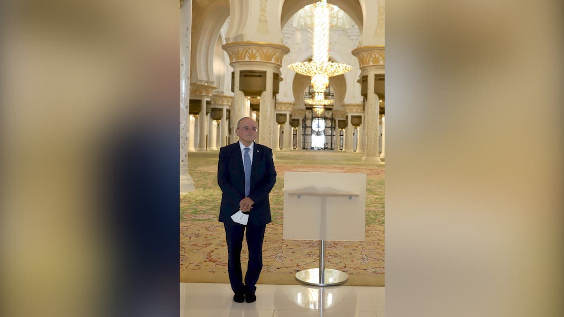 Head of Israel's National Security Council visits UAE's Sheikh Zayed Grand Mosque